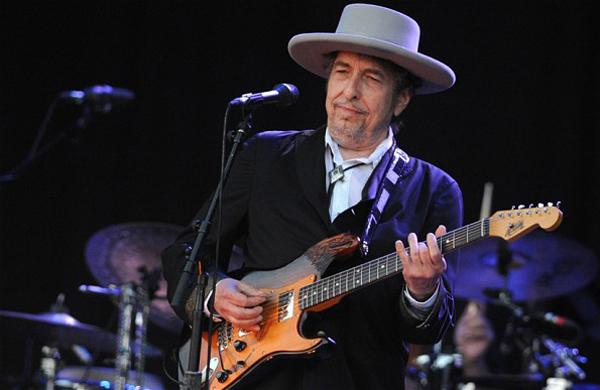 Bob Dylan aos 73 anos